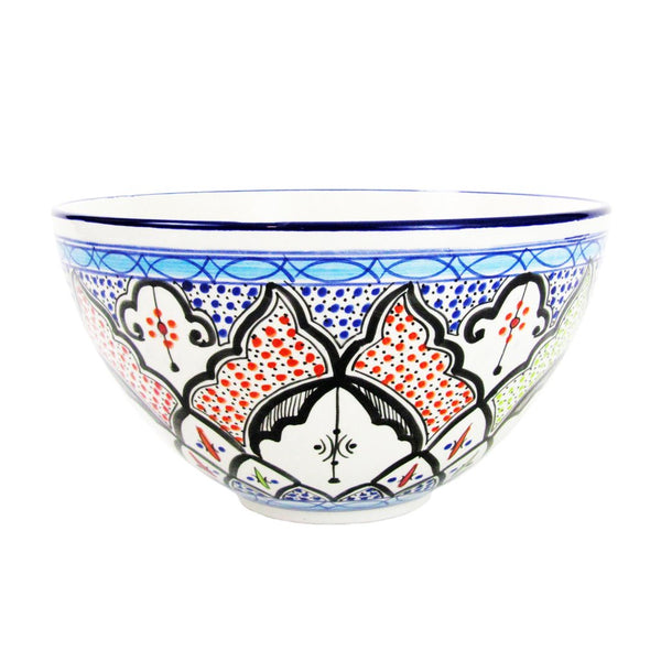 Tibarine Deep Salad Bowl