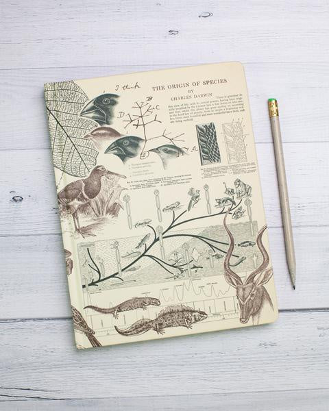 Evolution Hardcover Journal
