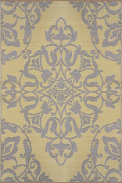 Wrought Iron Soft Gold Mat