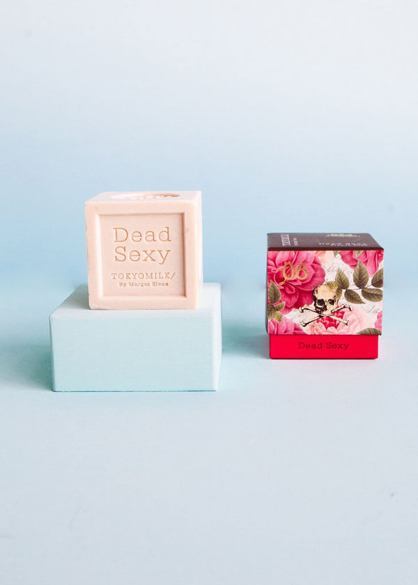 Dead Sexy Embossed Soap