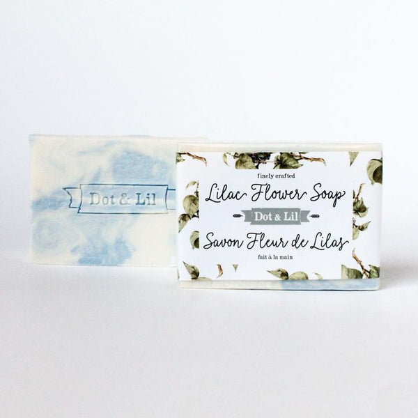Lilac Flower Soap