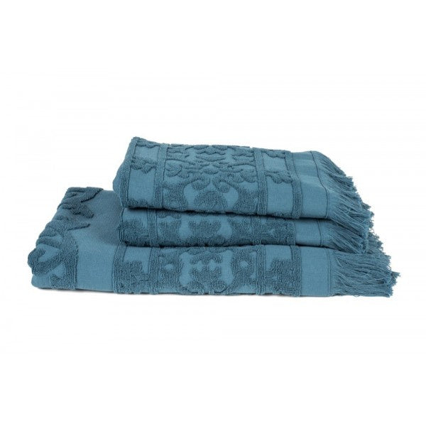 Hammam Crepuscule Cotton Towel