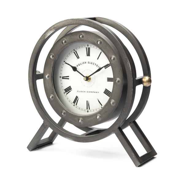 Gaston Table Clock