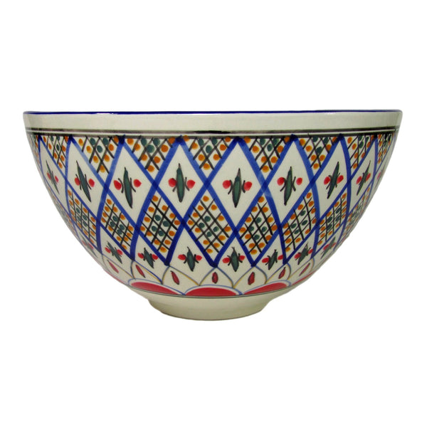 Tabarka Deep Salad Bowl