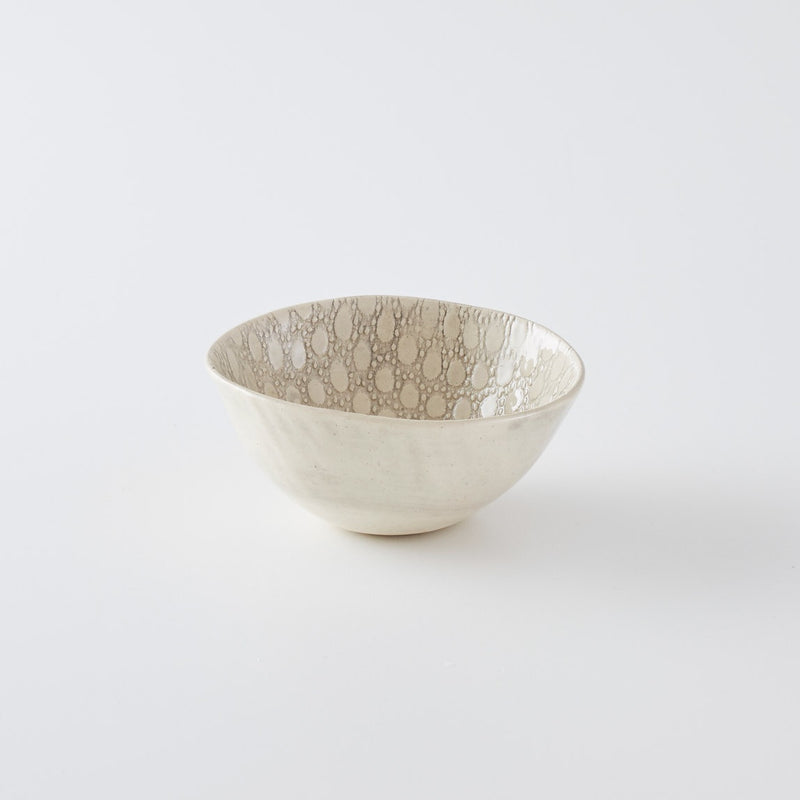 Pudding Bowl Print Warm Grey