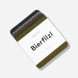 Bierfilzle Alpine Set of 4