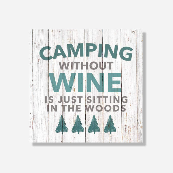 Camping Without Wine