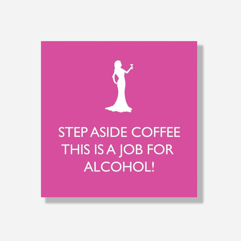 Job For Alcohol Beverage Napkin