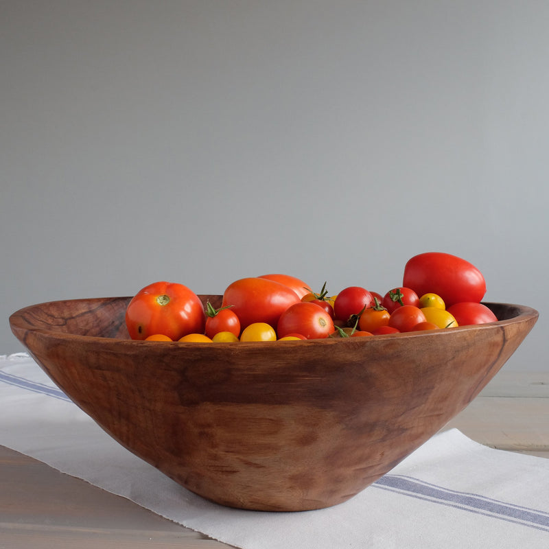 Higuera Wood Bowl