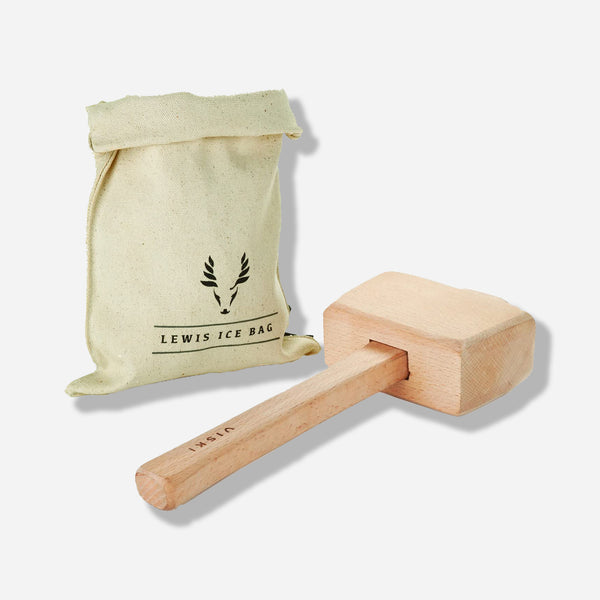 Viski Professional Wood Mallet Set