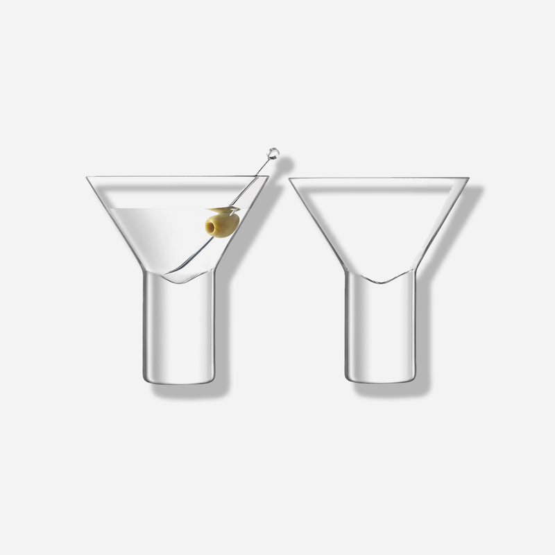 Vodka Cocktail Glass Set/2