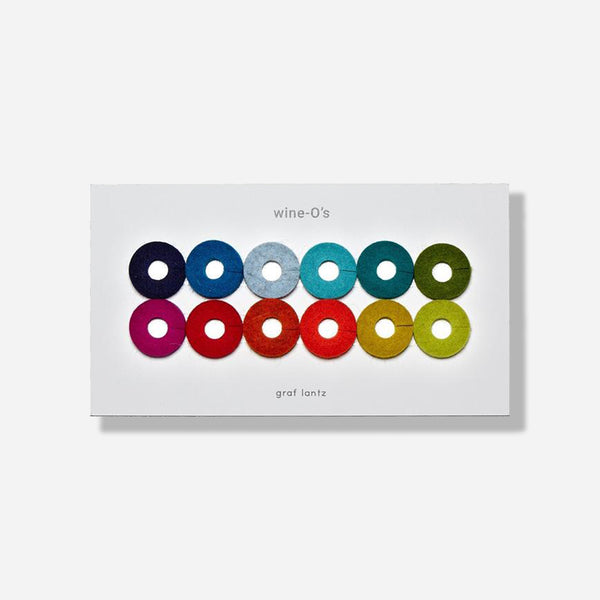 Wine-O Rainbow Set of 12