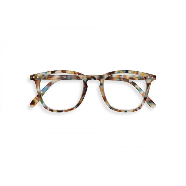 Trapeze #E Blue Tortoise Readers