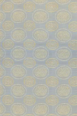 Molly Grey Yellow Mat