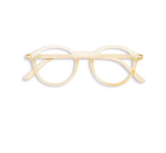 Iconic #D Neutral Beige Reader