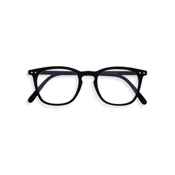 Trapeze #E UV Screen Black Readers