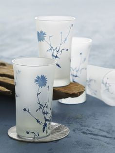 Summer Blossom Glass