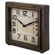 Redding Square Desk Clock