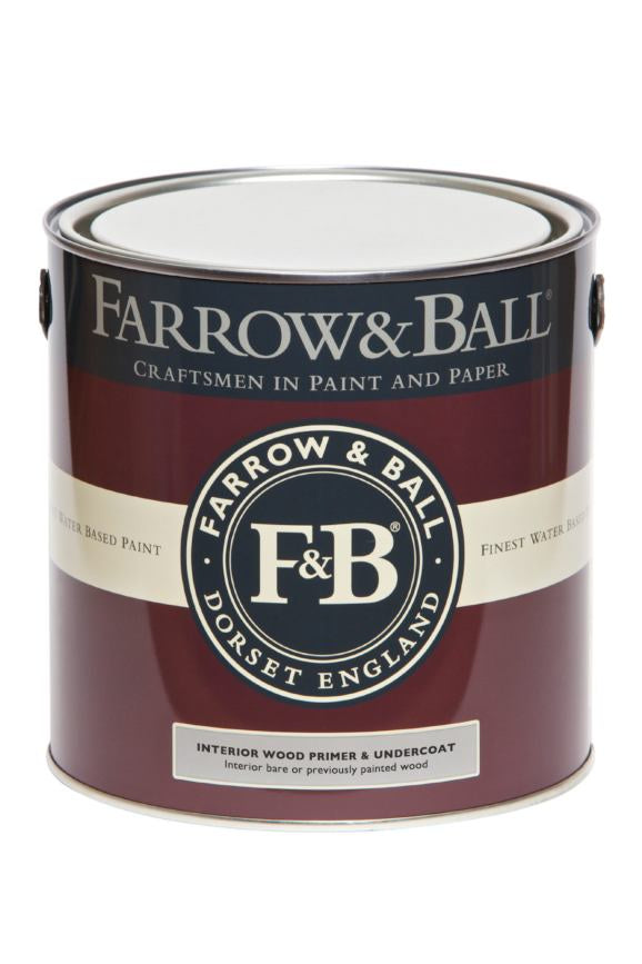 Farrow & Ball Primer White & Light Tones
