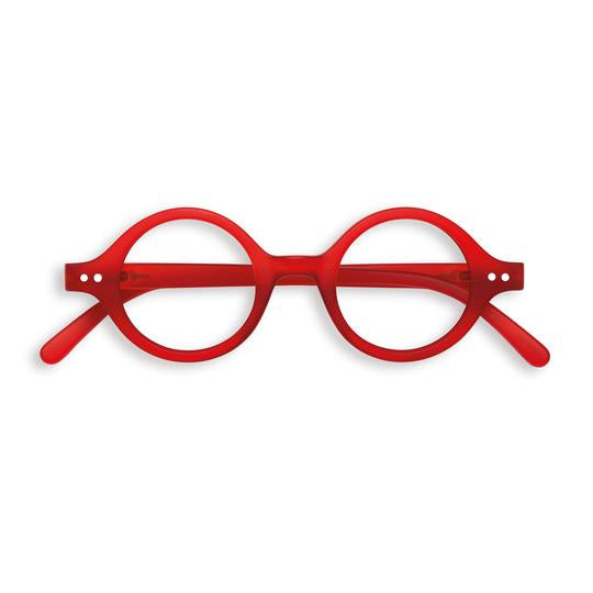 Round #J Red Crystal Readers