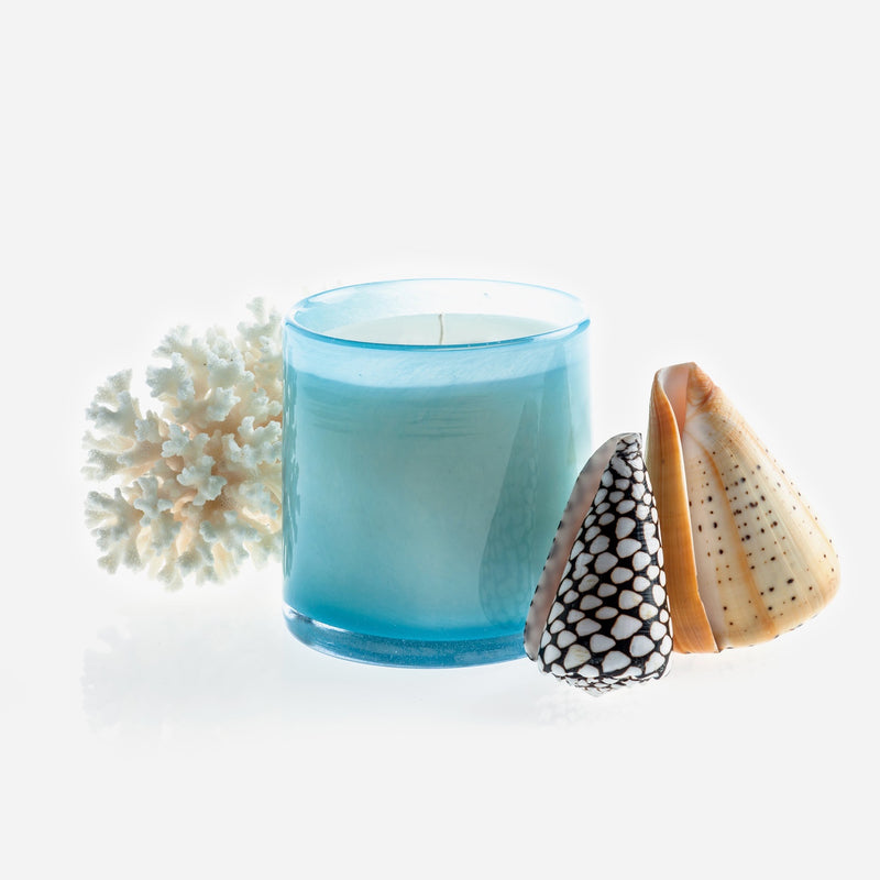 Sea Breeze Cylinder Candle