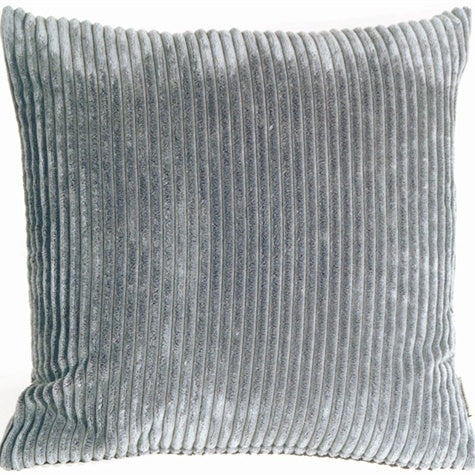 Wide Wale Corduroy Pillow 22x22