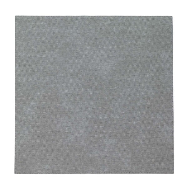 Pronto Gray 15-Inch Square Placemat