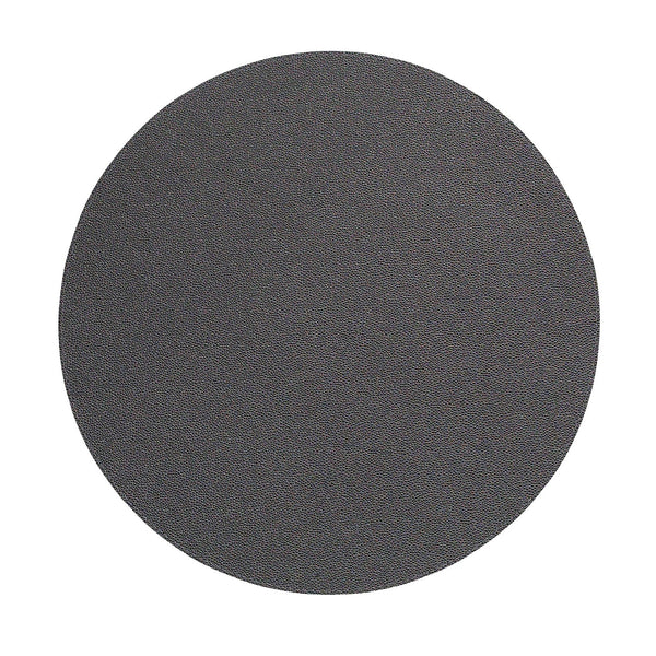 Skate Charcoal 16-Inch Round Placemat