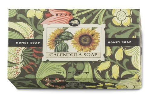 Honey Calendula 2 Bar Soap Box