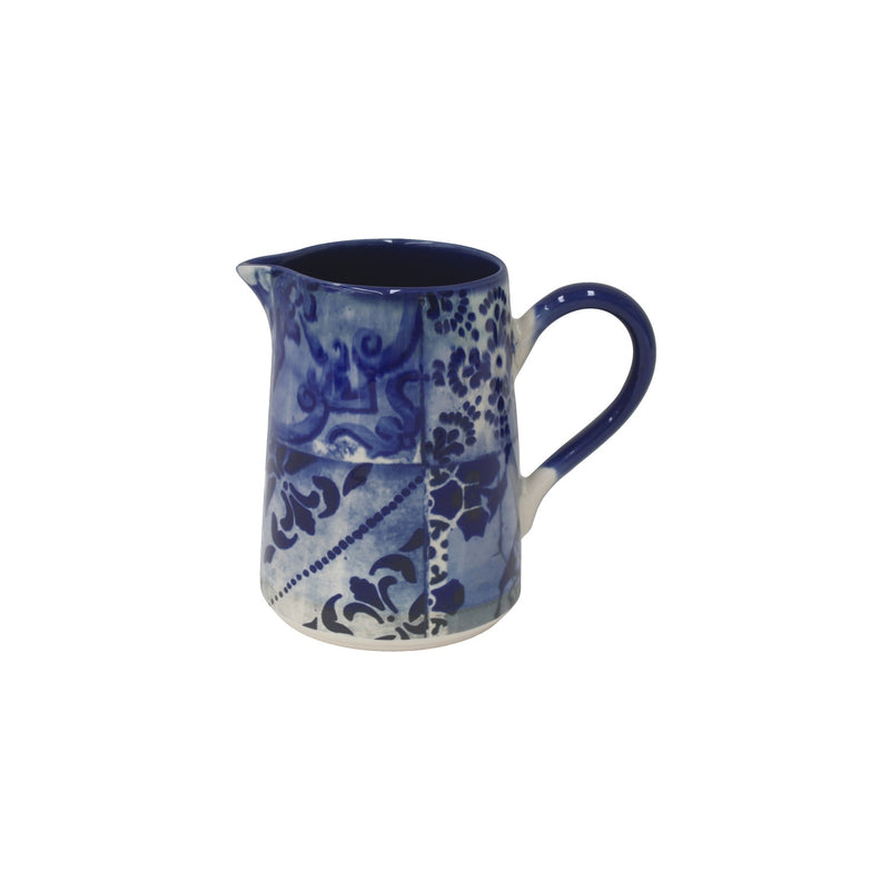 Lisboa Blue Pitcher
