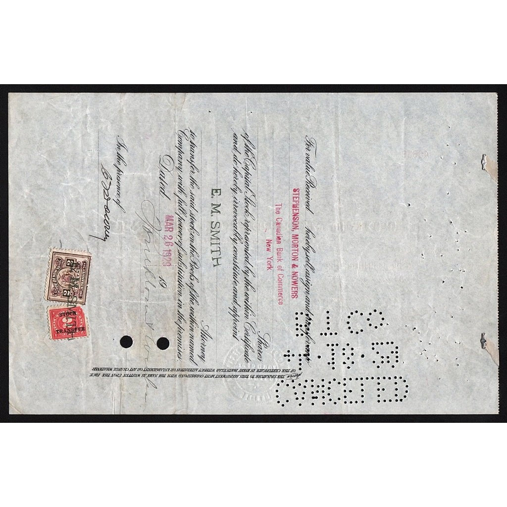 Ford Motor Company of Canada, Limited - Artonpapers