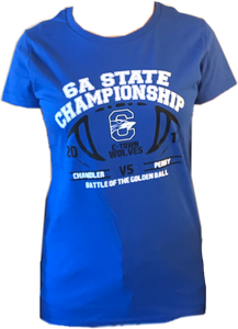 2017 State Champs Shirts WOMENS