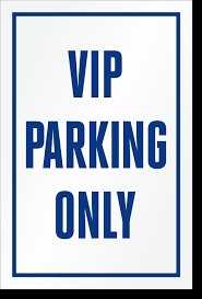 VIP Parking Season Pass