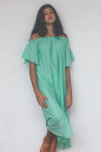 Pale Green, Pastel, Pretty, feminine, Beach to Bar, Resort Wear, Beachwear