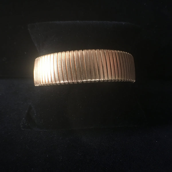 JADED Bangle Brass Sc Cobra Bracelet