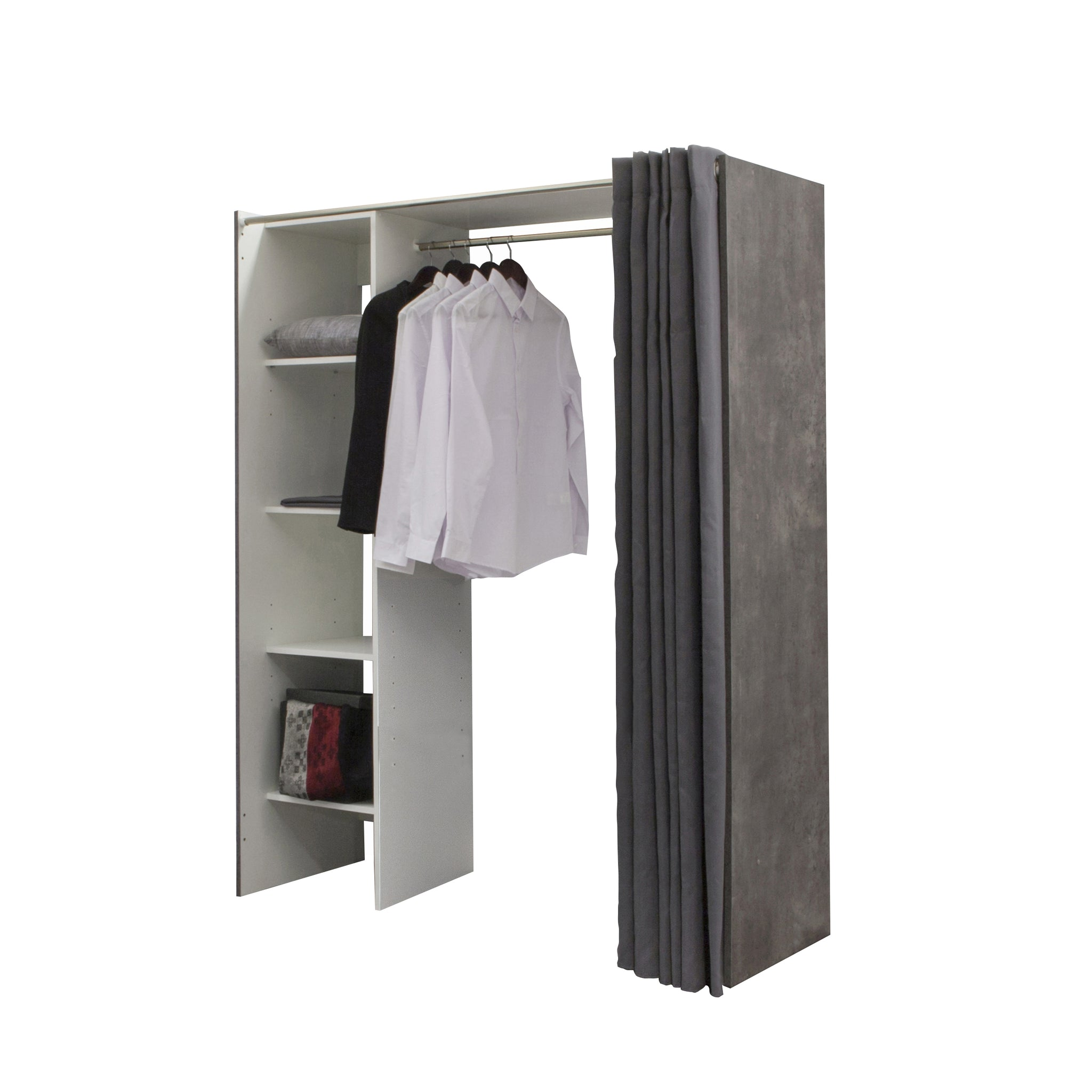 Tom Clothes Storage System
