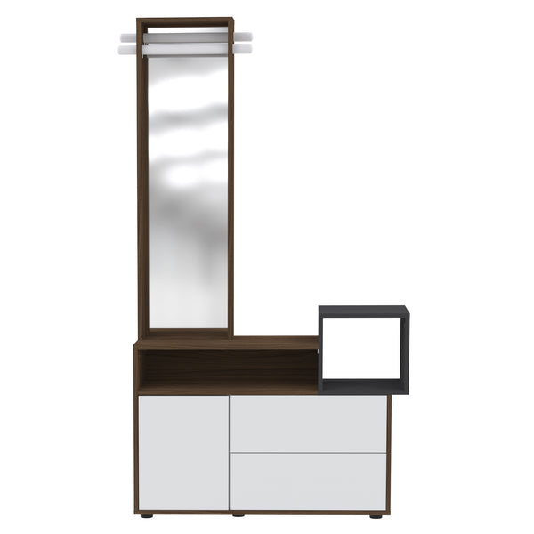 Kube Entryway Cabinet