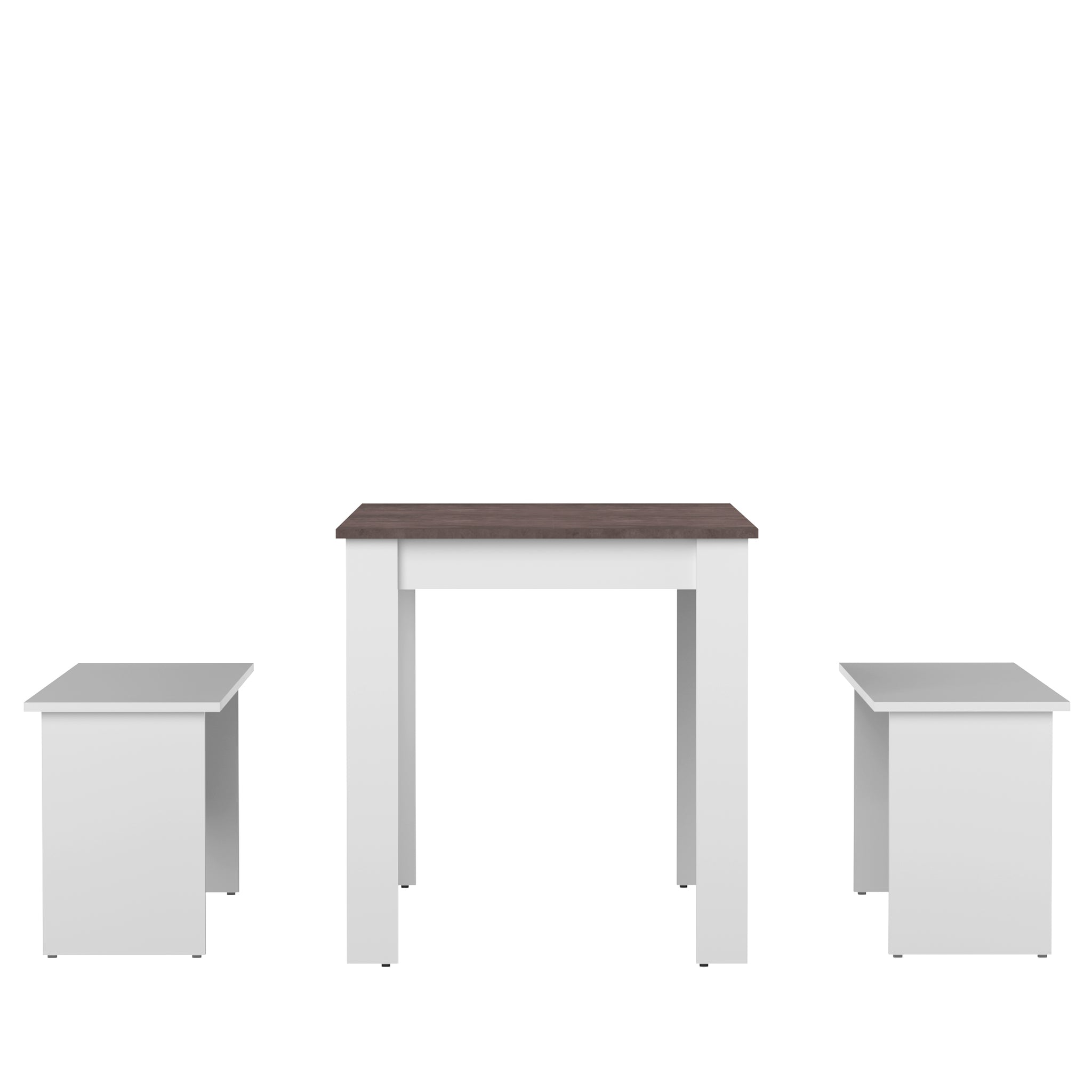 Nice Dining Table with Benches