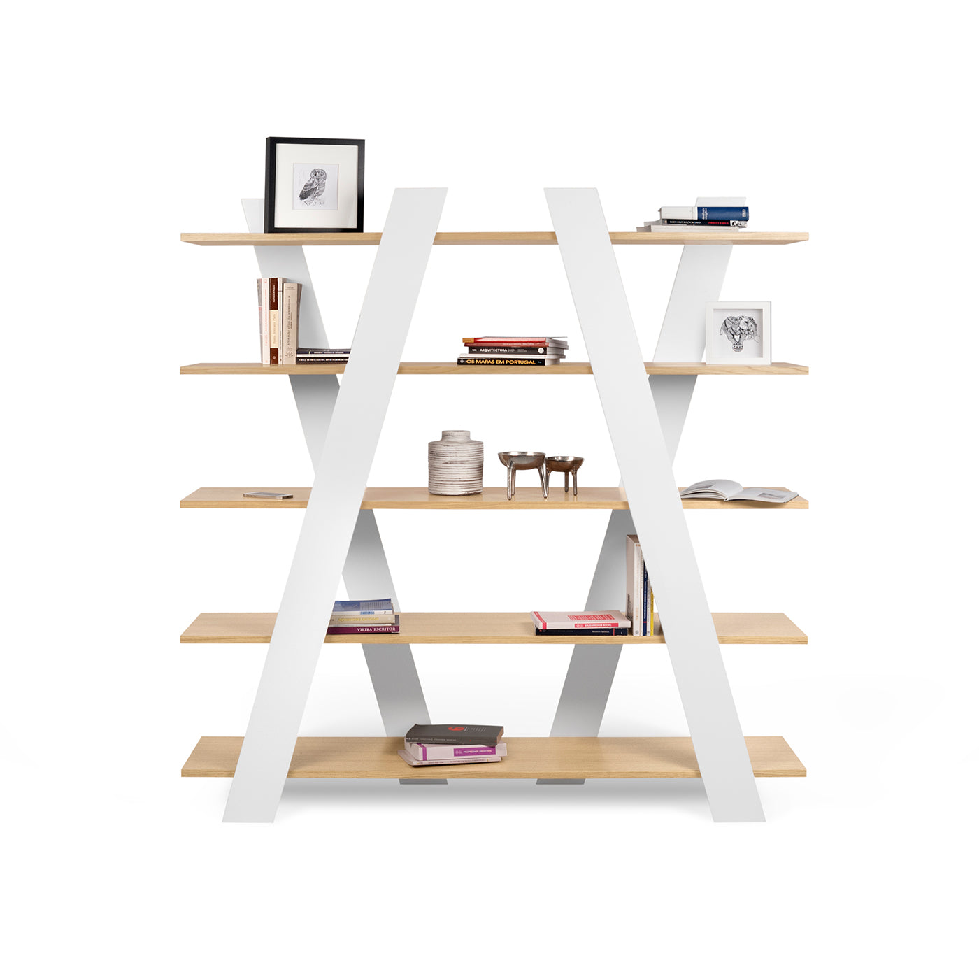 Wind Shelving Unit