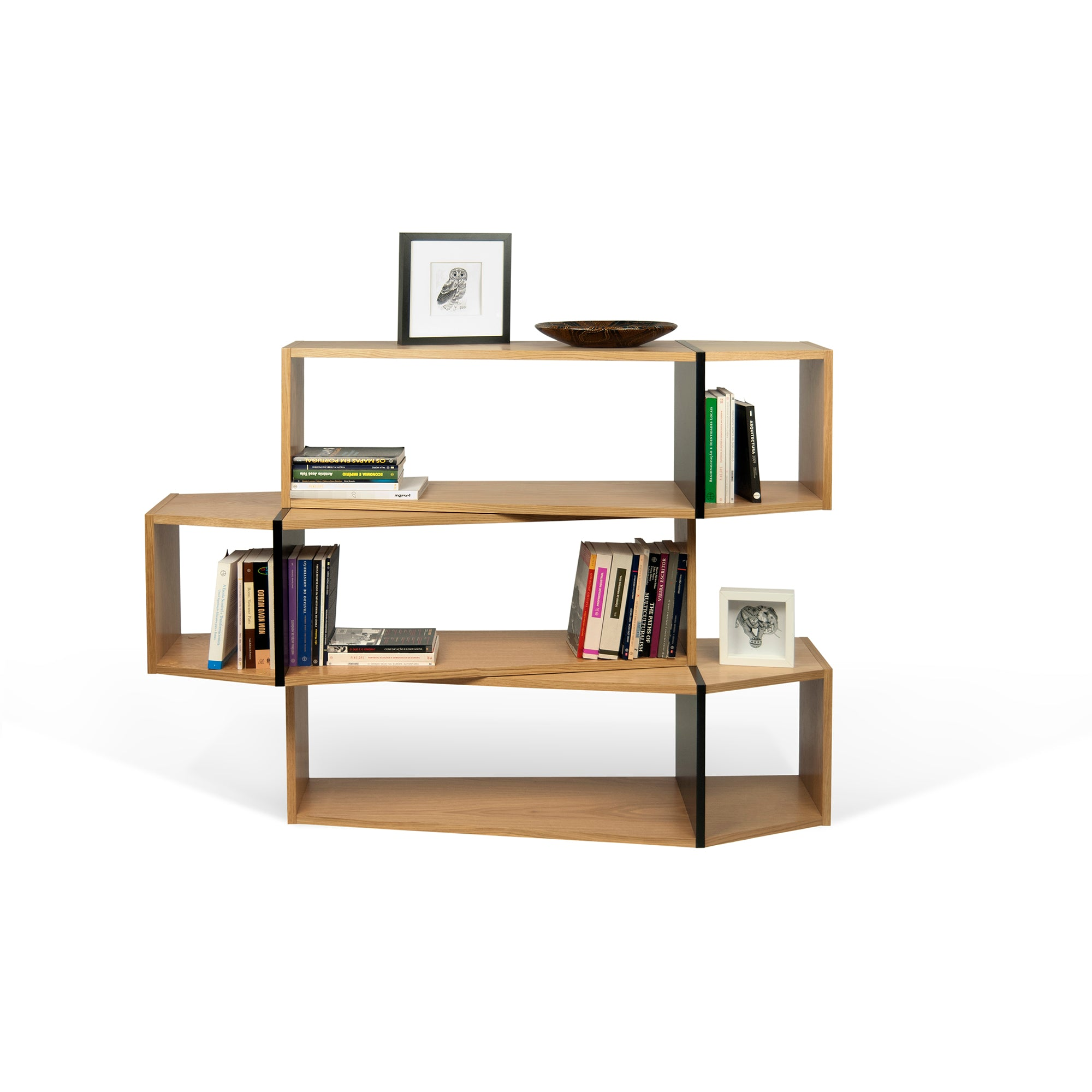 One Module 59.5 Stackable Shelving Unit