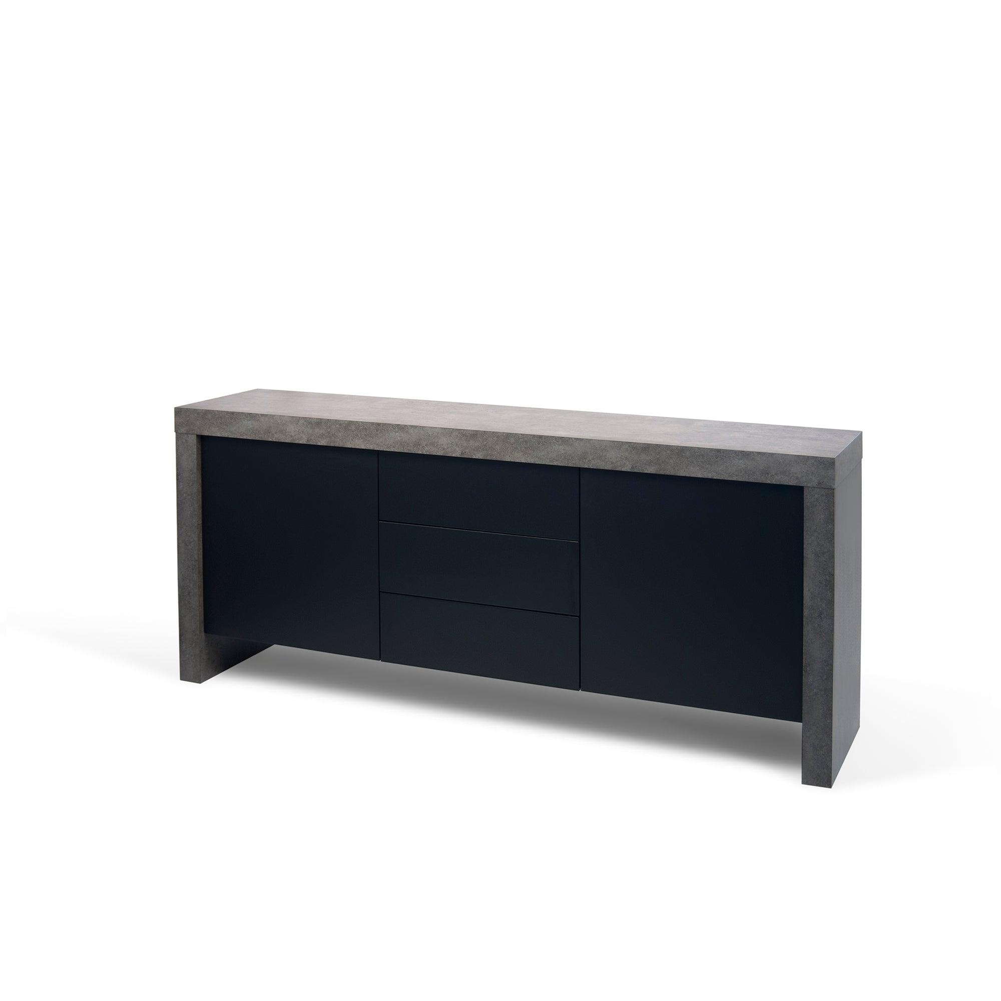 Kobe Sideboard with 2 Doors and 3 Drawers