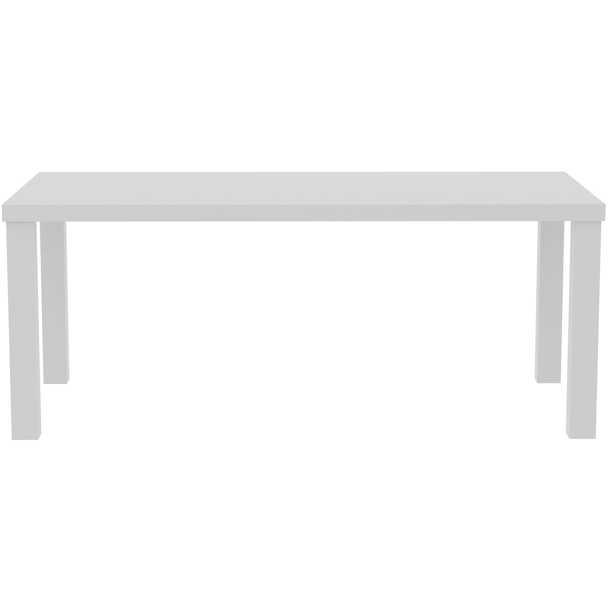 Multi 63 Table with Square Wood Legs