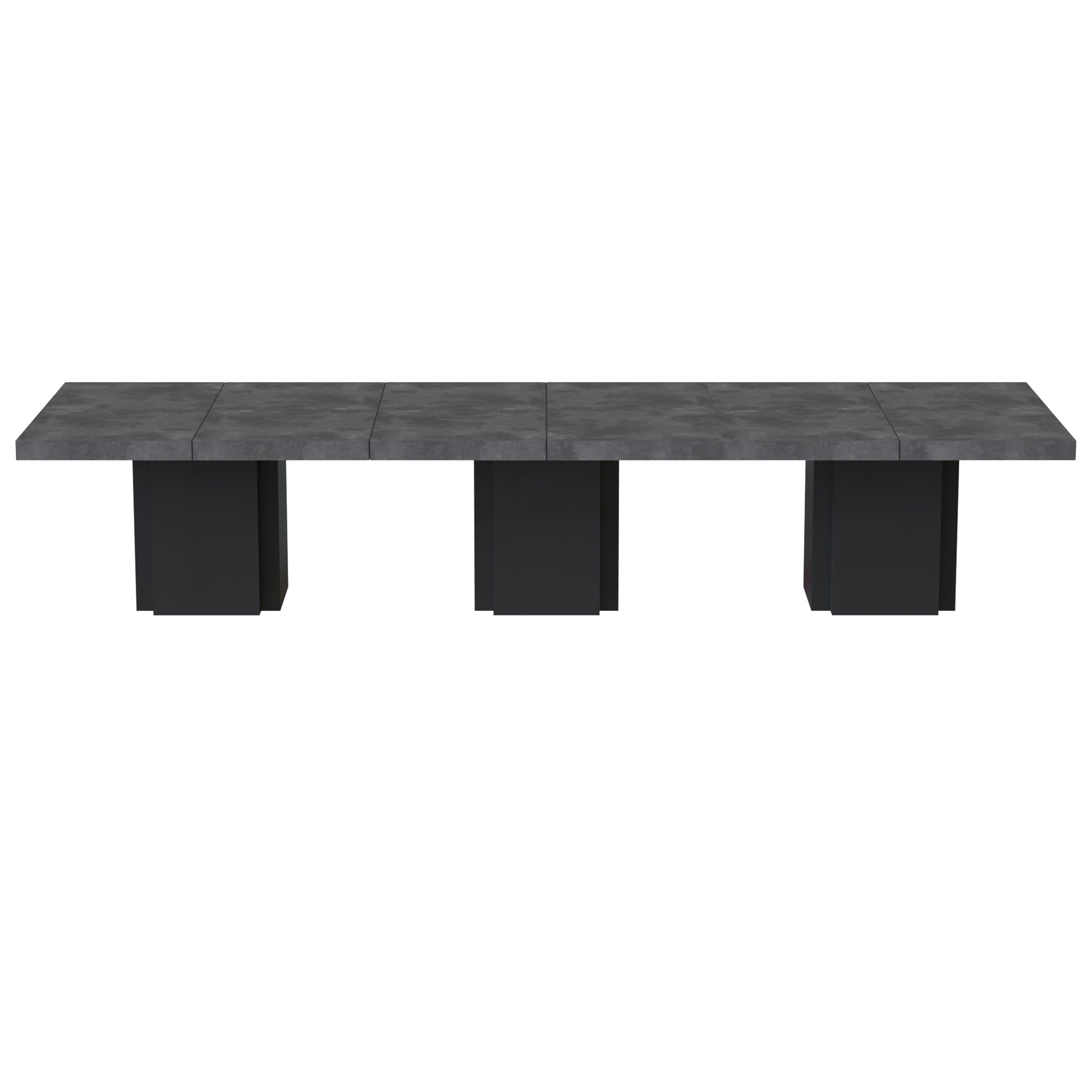 Dusk 51 Dining Table - Set of Three