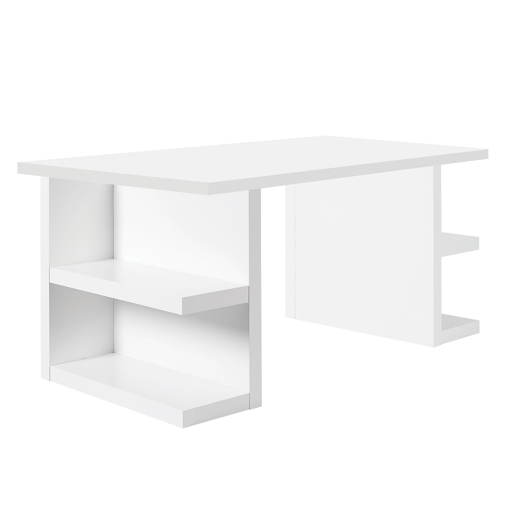 Multi 71 Table with Storage Legs