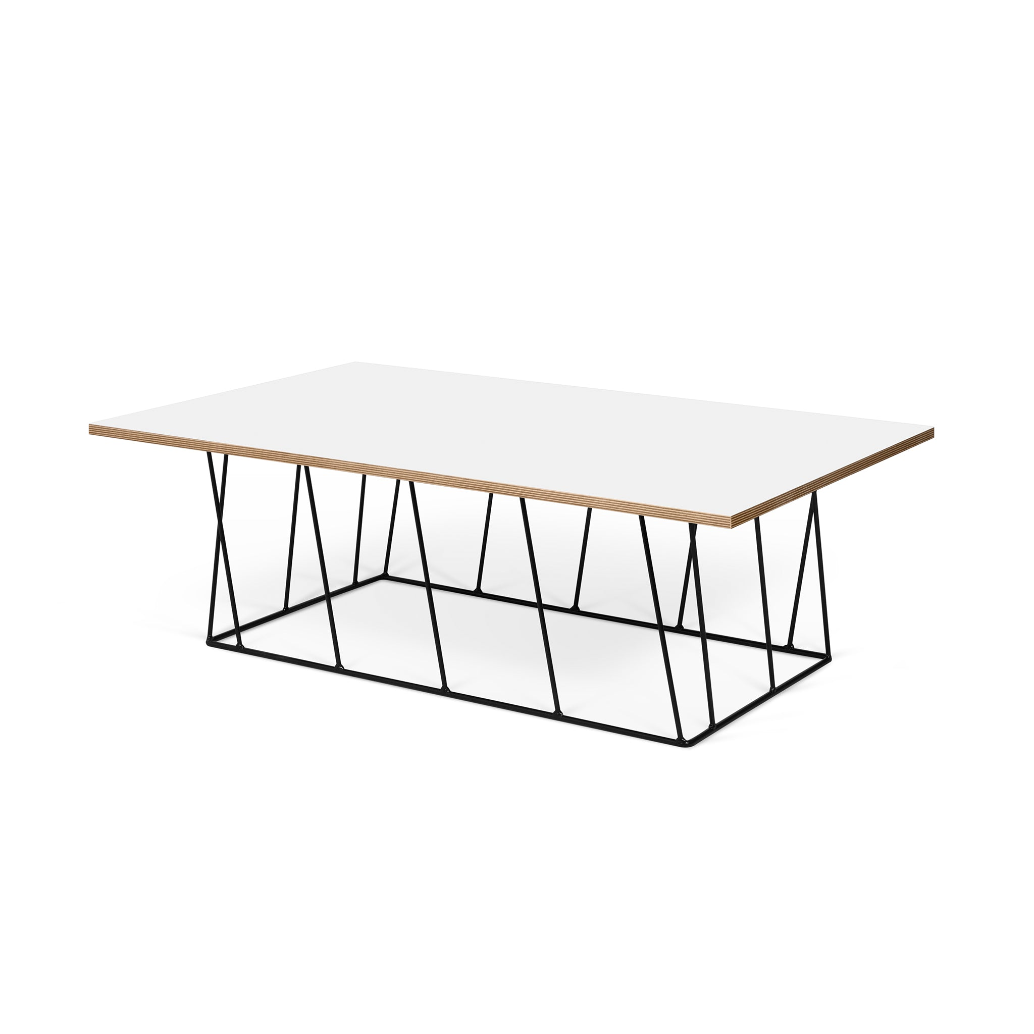 Helix Rectangle Coffee Table