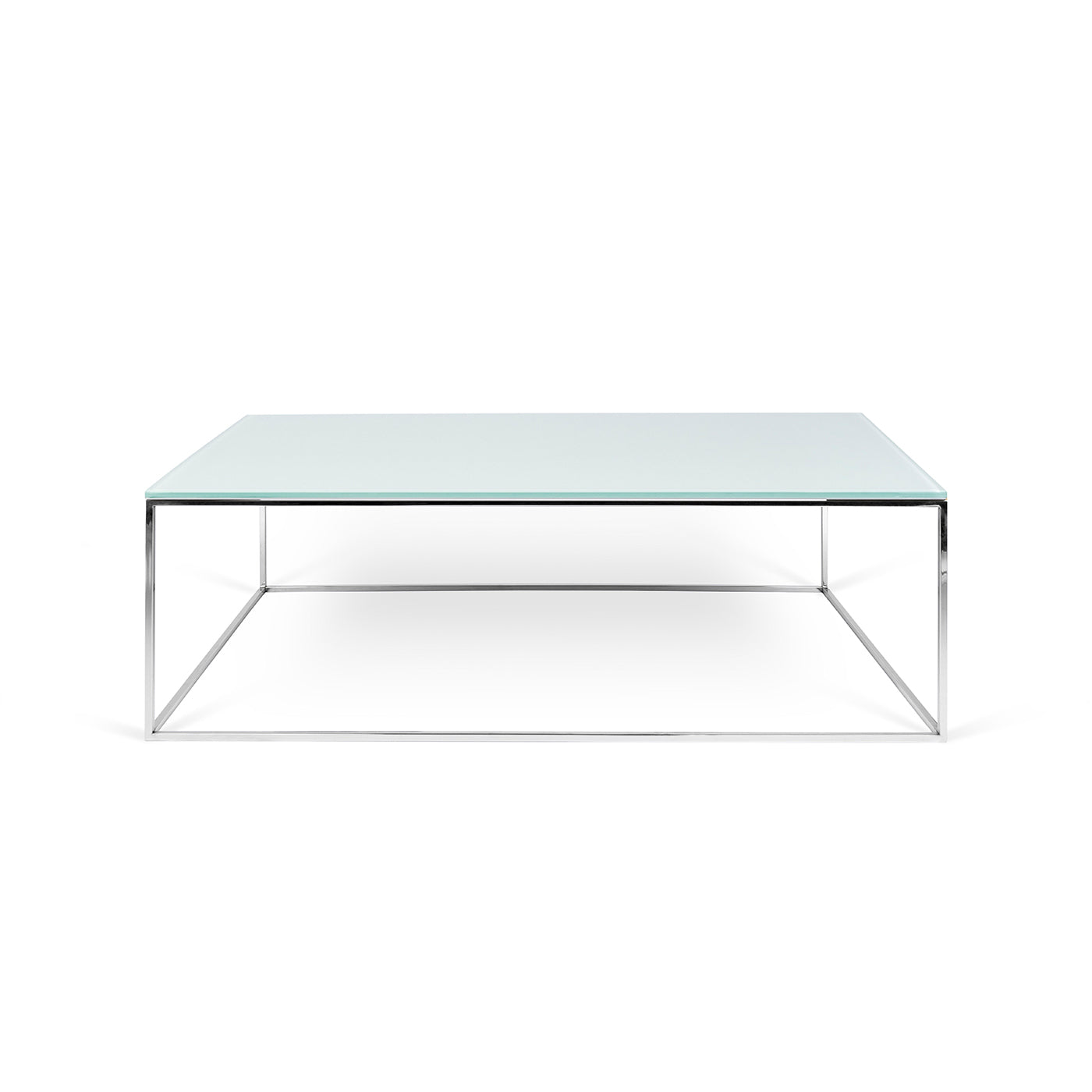 Gleam Rectangle Glass Coffee Table