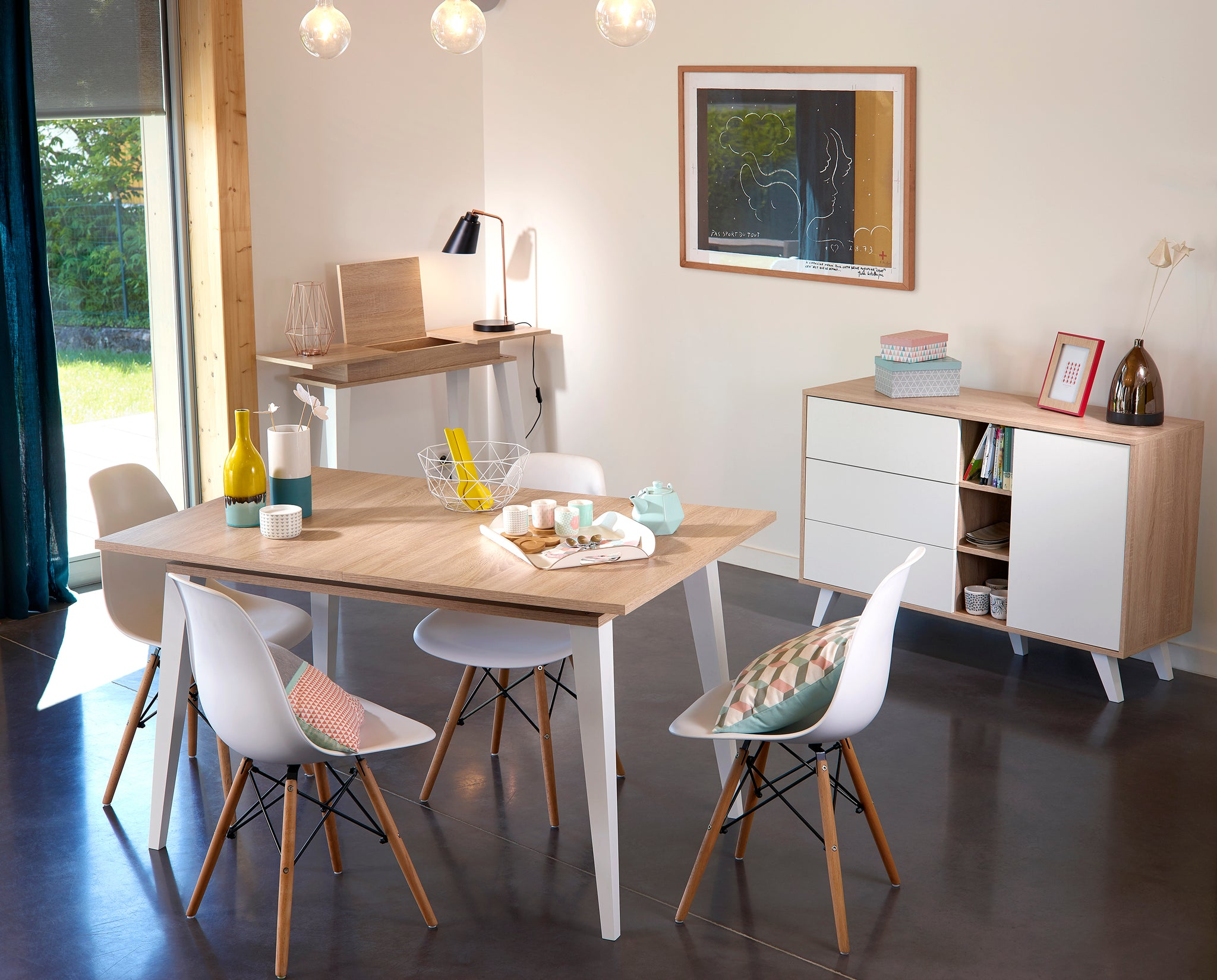 Prism Extendable Dining Table