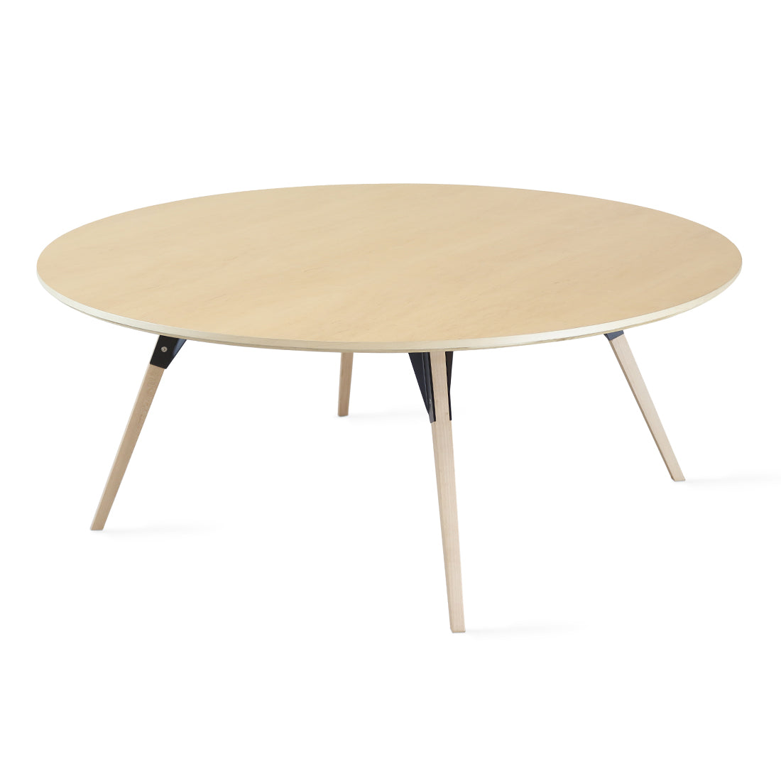 Clarke Large Oval Coffee Table