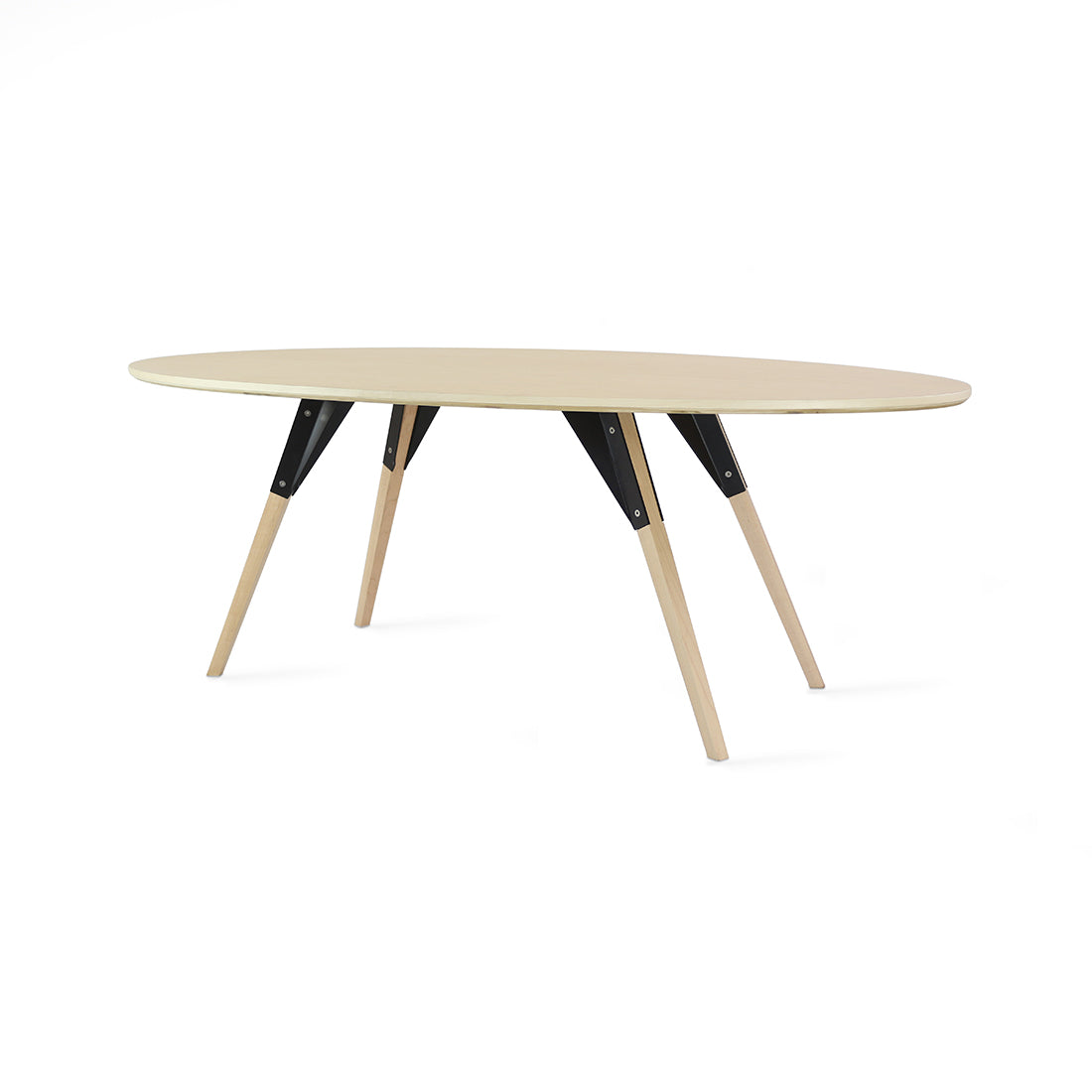 Clarke Thin Oval Coffee Table