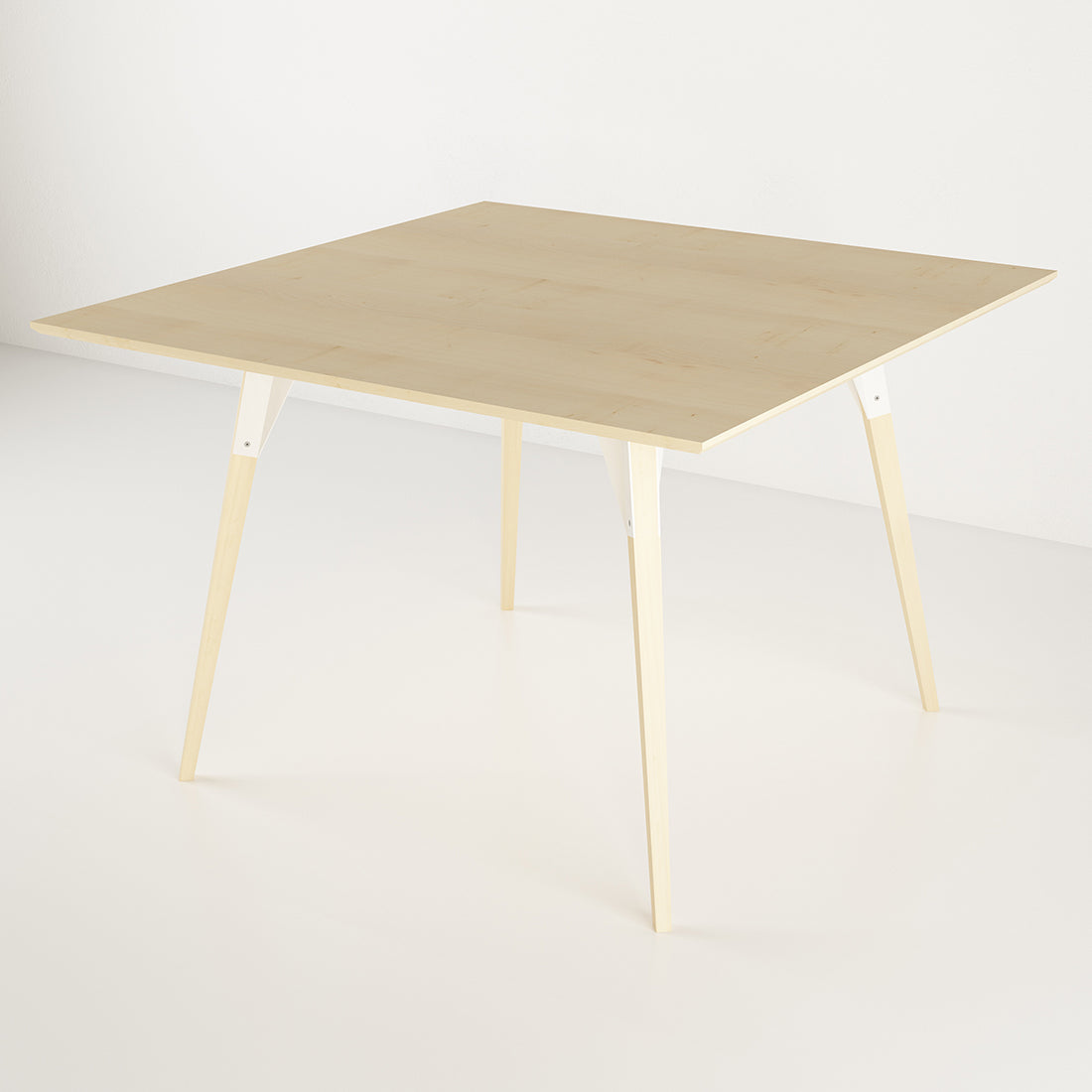 Clarke Large Square Dining Table